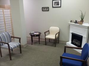 AAQ Drug Screening Waiting Room