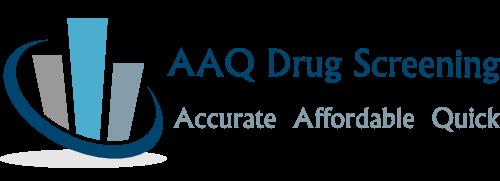 AAQ Drug Screening Logo